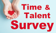 Time and Talent Survey